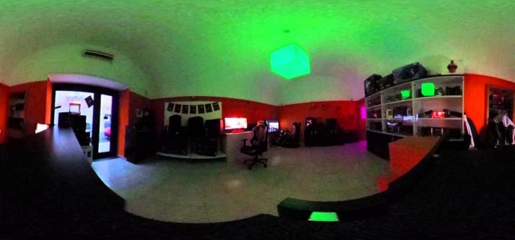 Video 360° Gaming Art Monopoli