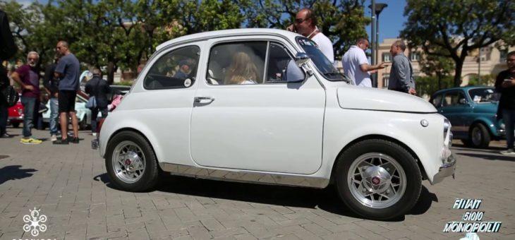 Raduno Fiat 500 Monopoli 2017